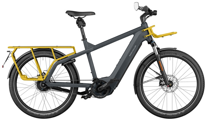 e-Trekkingbike Riese und Müller Multicharger GT vario HS 500 Wh 2021