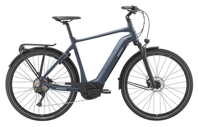 e-Trekkingbike GIANT AnyTour E+ 1 GTS 2021