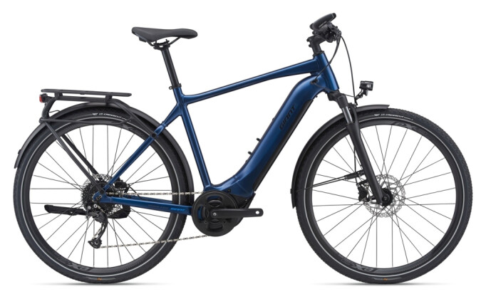 e-Trekkingbike GIANT Explore E+ 2 GTS 2021
