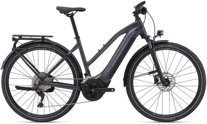 e-Trekkingbike GIANT Explore E+ 1 625Wh STA 2021
