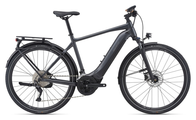 e-Trekkingbike GIANT Explore E+ 1 500Wh GTS 2021
