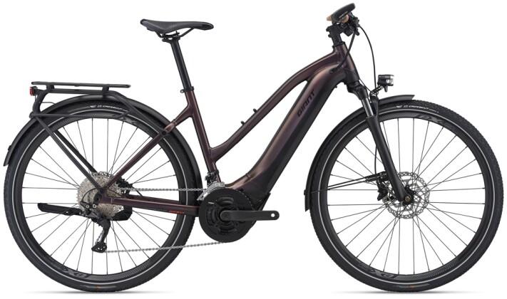 e-Trekkingbike GIANT Explore E+ 1 Pro STA 2021