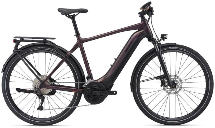 e-Trekkingbike GIANT Explore E+ 1 Pro GTS 2021