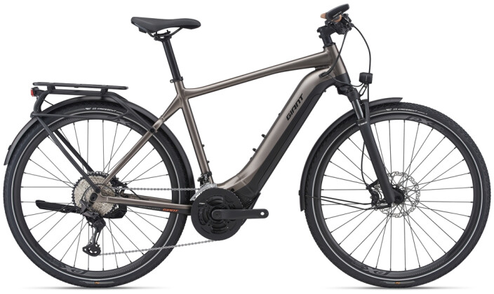 e-Trekkingbike GIANT Explore E+ 0 Pro STA 2021
