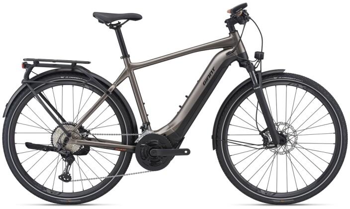 e-Trekkingbike GIANT Explore E+ 0 Pro GTS 2021