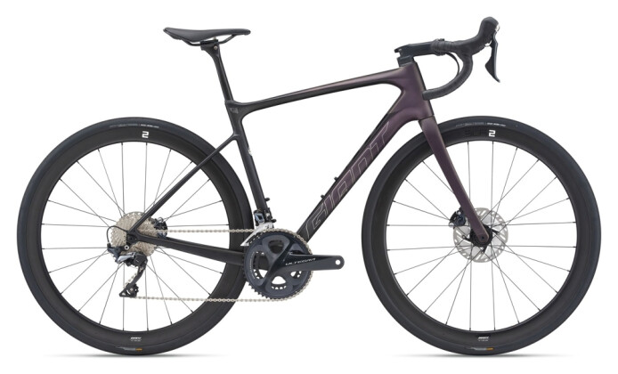 Race GIANT Defy Advanced Pro 2 2021