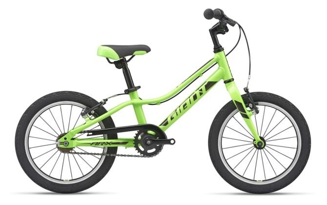 Kinder / Jugend GIANT ARX 16 green 2021