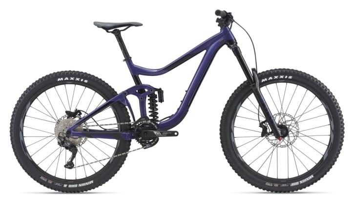 Mountainbike GIANT Reign SX 2021