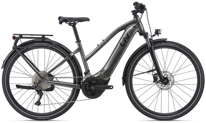 e-Trekkingbike Liv Amiti-E+ 1 625Wh 2021