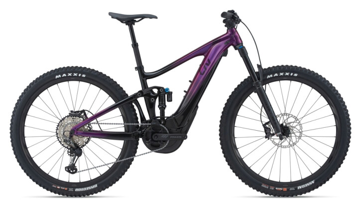 e-Mountainbike Liv Intrigue X E+ 1 2021