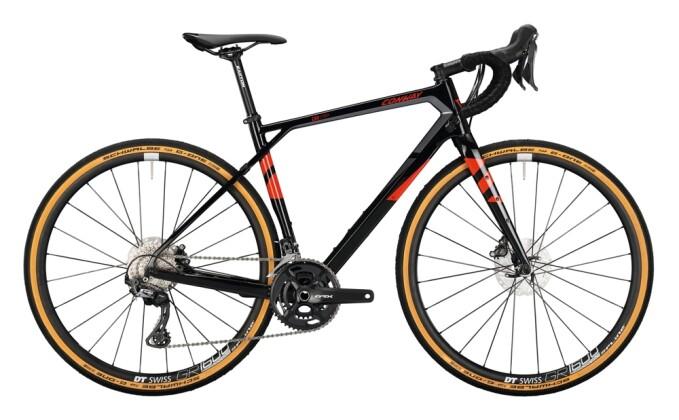 Race Conway GRV 1200 Carbon black / shadowgrey 2021