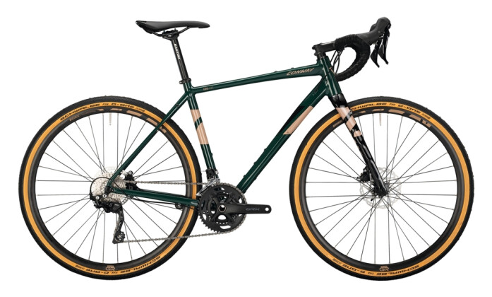 Race Conway GRV 600 Alu forest / tan 2021