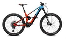 e-Mountainbike Conway eWME 829 MX pearl red / blue fade