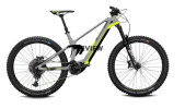 e-Mountainbike Conway eWME 329 light grey / acid