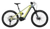 e-Mountainbike Conway Xyron S 827 grey matt / acid