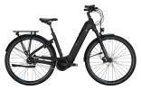 e-Citybike Conway Cairon T 550 LL black matt / blue