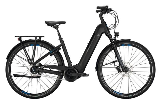 e-Citybike Conway Cairon T 550 LL black matt / blue 2021