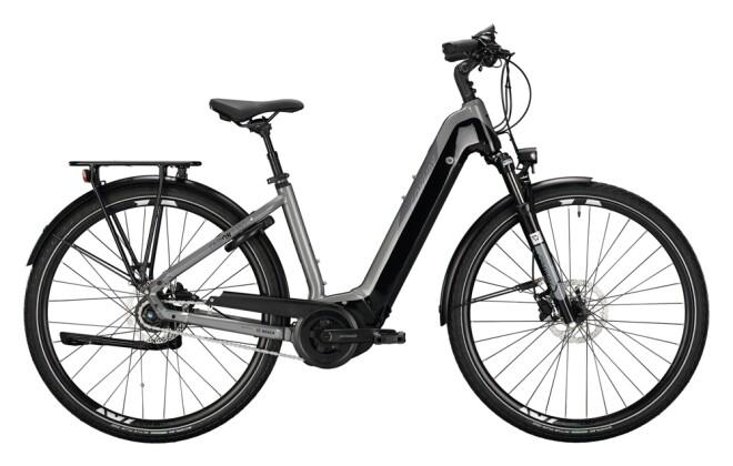 e-Citybike Conway Cairon T 380 625 LL silver / shadowgrey 2021