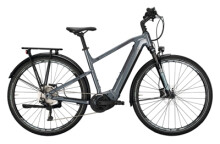 e-Trekkingbike Conway Cairon T 300 625 Wave silver / shadowgrey