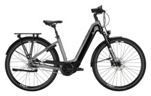 e-Citybike Conway Cairon T 380 500 LL silver / shadowgrey