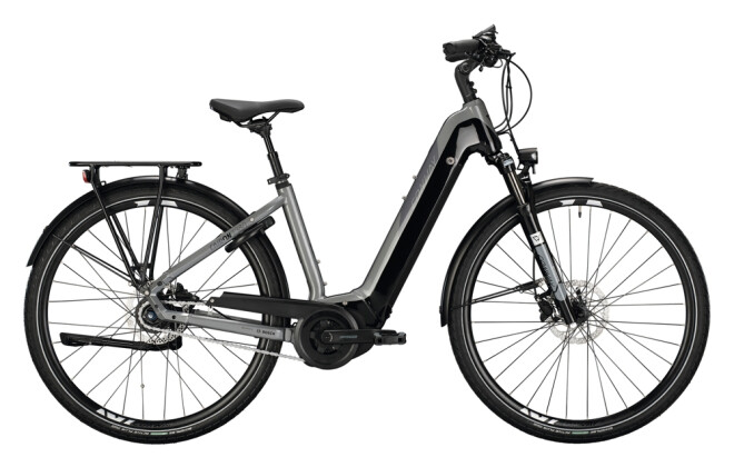 e-Citybike Conway Cairon T 380 500 LL silver / shadowgrey 2021