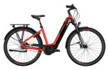 e-Citybike Conway Cairon T 270 red / black
