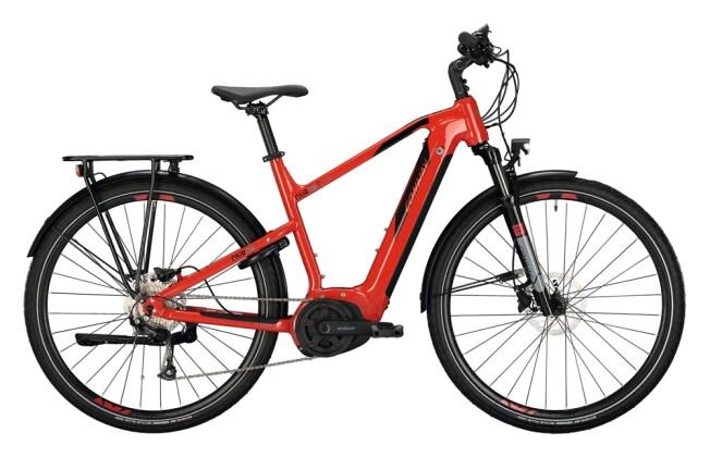 e-Trekkingbike Conway Cairon T 200 Diamant red / black 2021