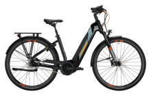 e-Citybike Conway Cairon T 170 500 black / grey orange