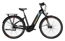 e-Trekkingbike Conway Cairon T 170 400 black / grey orange
