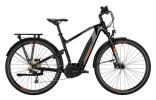e-Trekkingbike Conway Cairon T 100 400 Diamant black / grey orange