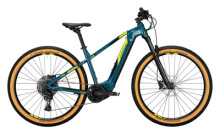 e-Mountainbike Conway Cairon S 629 darkpetrol / acid