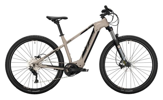 e-Mountainbike Conway Cairon S 429 platin matt / black 2021