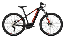 e-Mountainbike Conway Cairon S 429 black / red