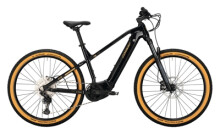 e-Mountainbike Conway Cairon S 727 Diamant black / black matt