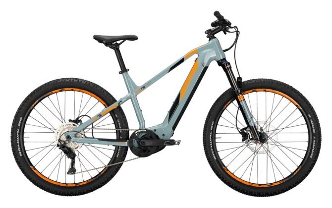 e-Mountainbike Conway Cairon S 527 Trapez grey / orange 2021