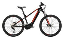 e-Mountainbike Conway Cairon S 427 Trapez black / red