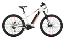 e-Mountainbike Conway Cairon S 327 Trapez white / red black