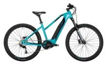 e-Mountainbike Conway Cairon S 227 Trapez turquoise / black