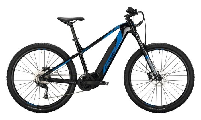e-Mountainbike Conway Cairon S 227 Diamant black / blue 2021
