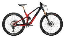 Mountainbike Conway WME 829 red / anthracite fade