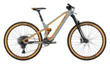 Mountainbike Conway WME 329 grey matt / orange