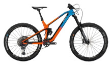 Mountainbike Conway WME 627 pearl red / blue fade