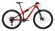 Mountainbike Conway RLC FS 4 red / black