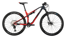 Mountainbike Conway RLC FS 6 red / anthracite fade
