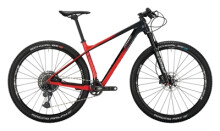 Mountainbike Conway RLC 7 red / anthracite fade