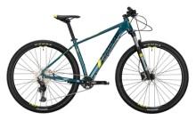 Mountainbike Conway MS 829 darkpetrol / acid