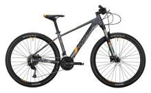 Mountainbike Conway MS 627 grey / black