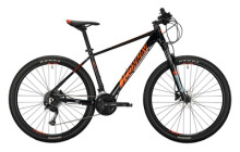 Mountainbike Conway MS 527 black / red