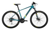 Mountainbike Conway MS 427 darkpetrol / acid