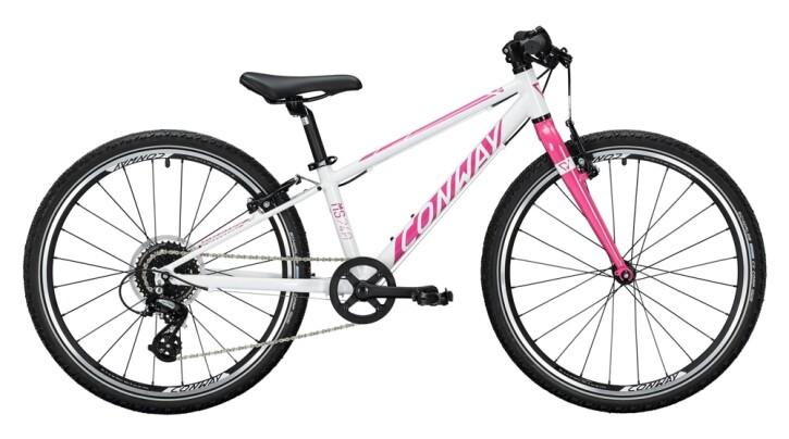 Kinder / Jugend Conway MS 240 Rigid white / pink 2021